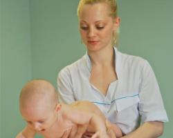 Влияние массажа на организм ребенка